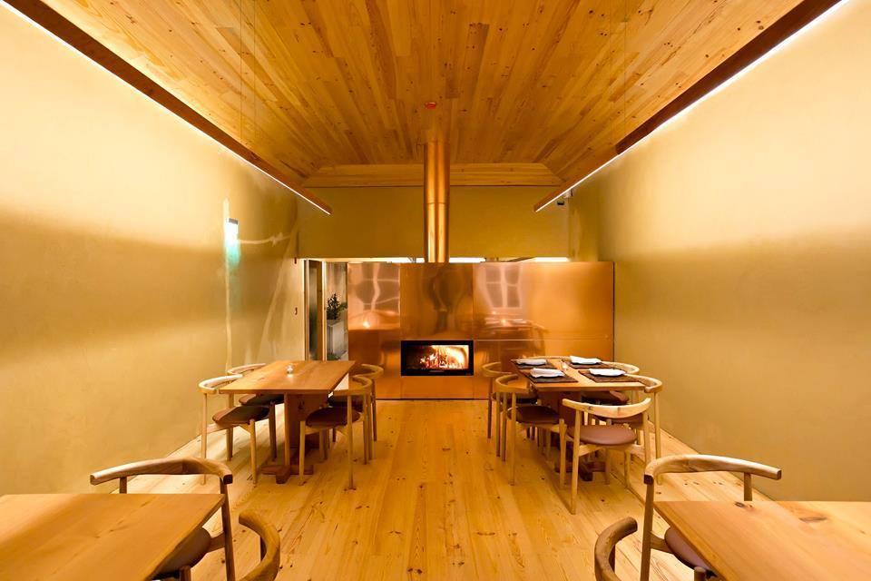 Arquitectura Sensível | Restaurante Pé d'Arroz