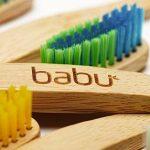 Babu   Escovas de dentes de bambu
