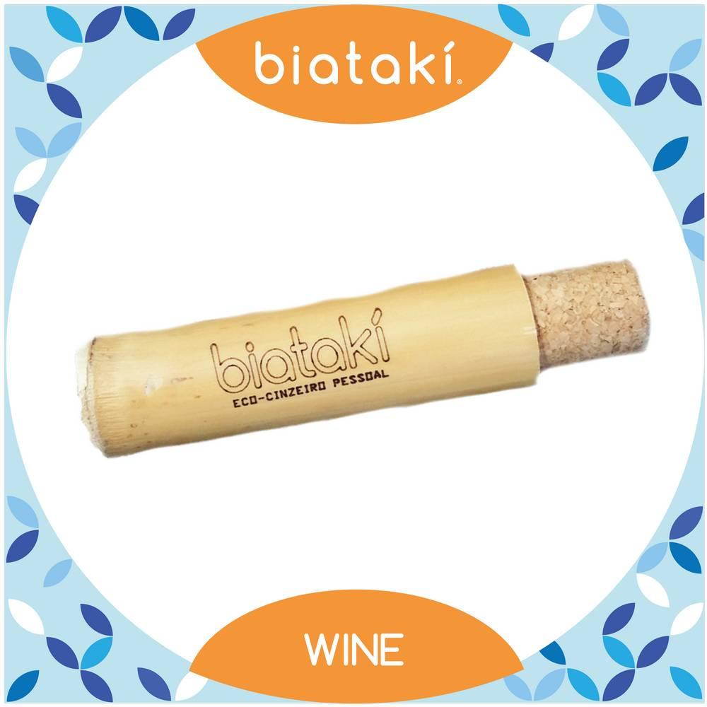 Biataki Wine| Cinzeiro portátil