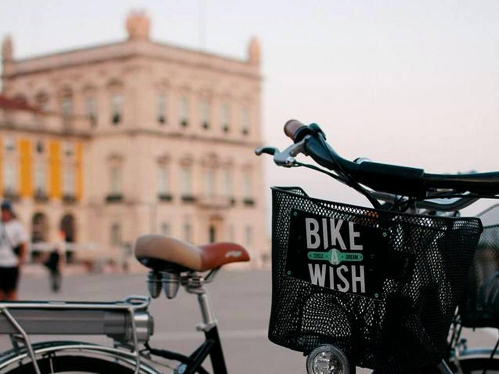 Alugar bicicletas em Lisboa