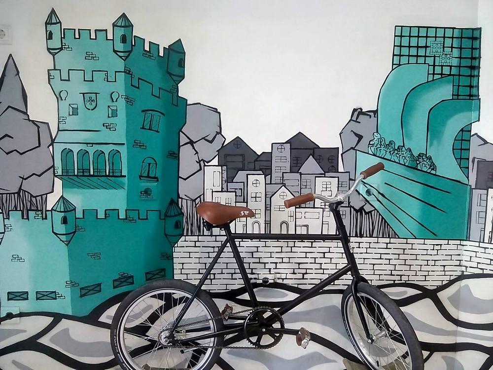 Bike a Wish Lisboa