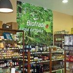 Loja de produtos biológicos Biofrade