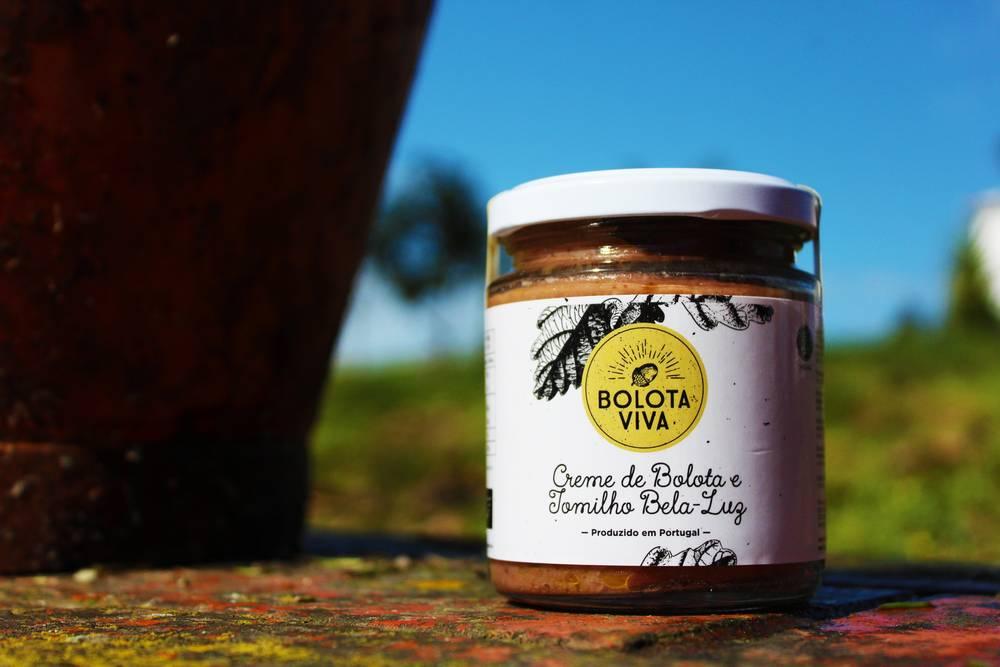 Bolota Viva | Acorn and thyme cream