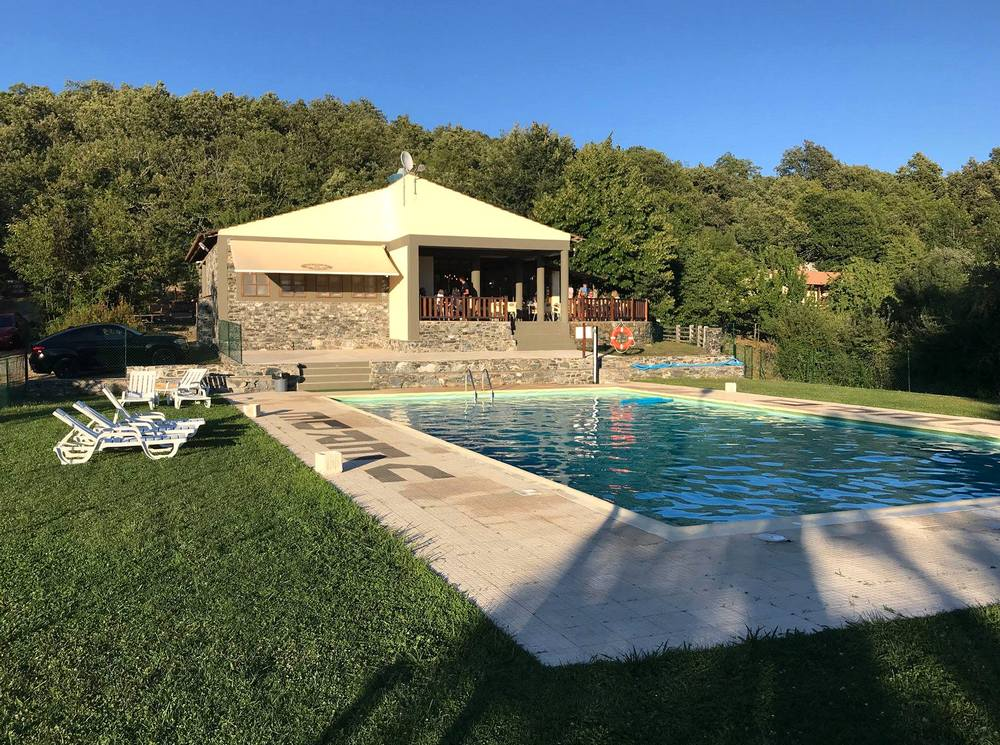 Cepo Verde | Campismo, caravanismo e bungalows