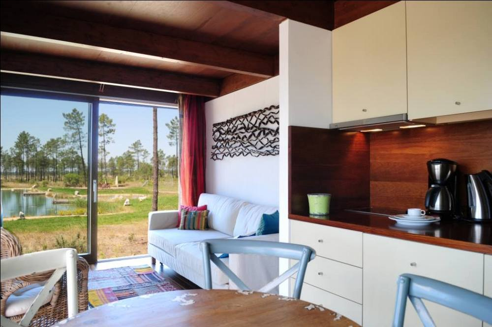 Cocoon Eco Lodges   Ecological resort in Comporta