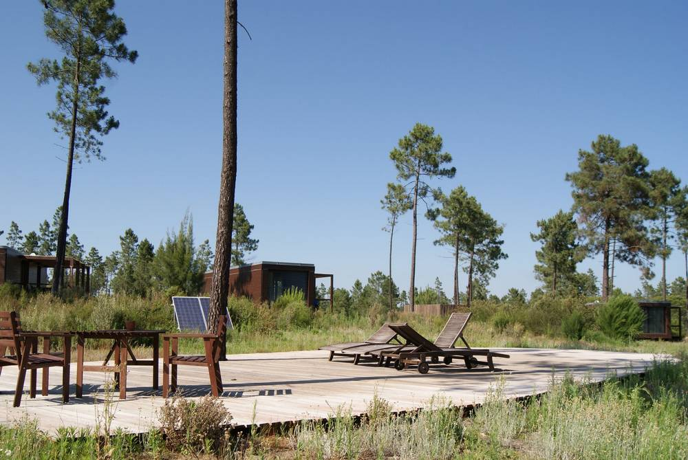 Cocoon Eco Lodges   Sustainable tourism in Comporta