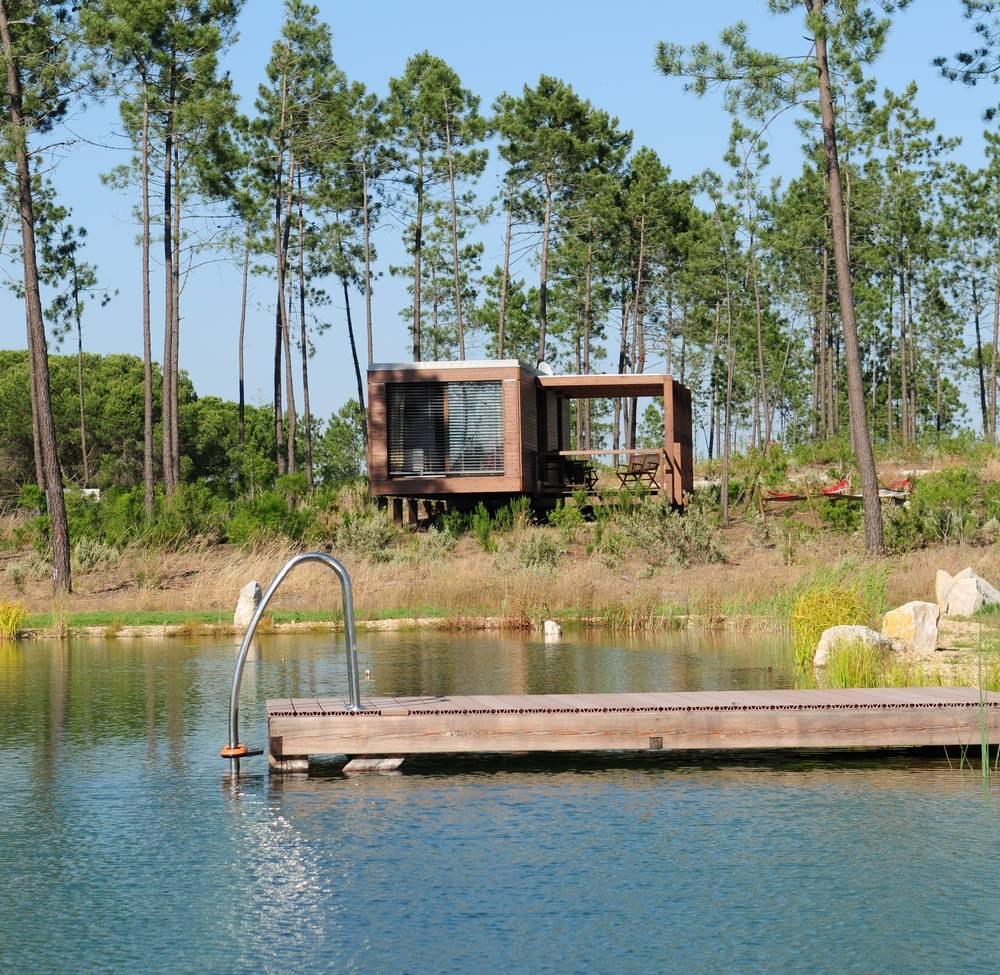 Cocoon Eco Design Lodges   Ecotourism in Comporta