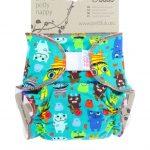 Fluffy Organic & Eco | Fraldas reutilizáveis