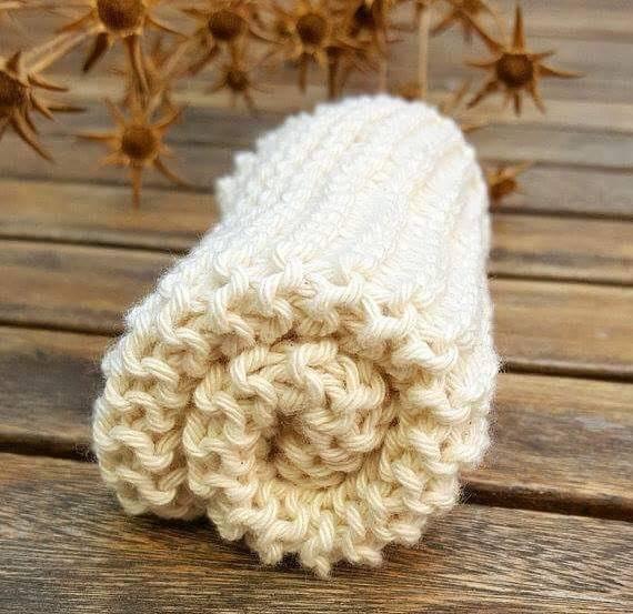 Hello Nature   Cotton dish cloth