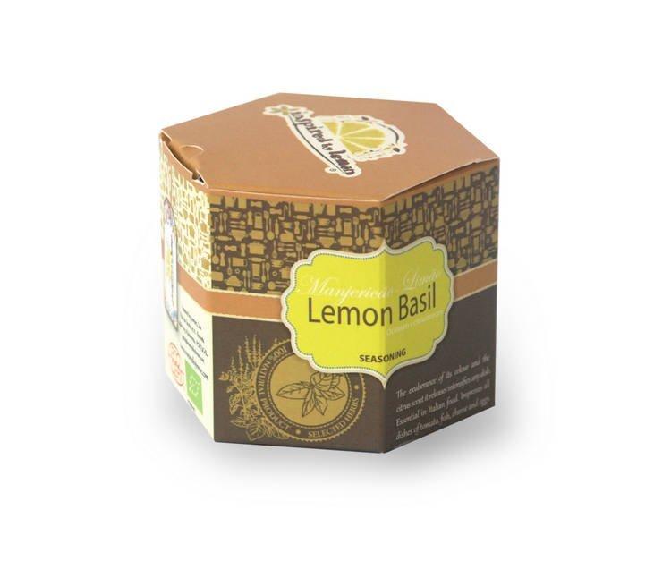 Inspired by Lemon | Condimentos biológicos