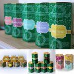 Inspired by Lemon | Plantas aromáticas biológicas