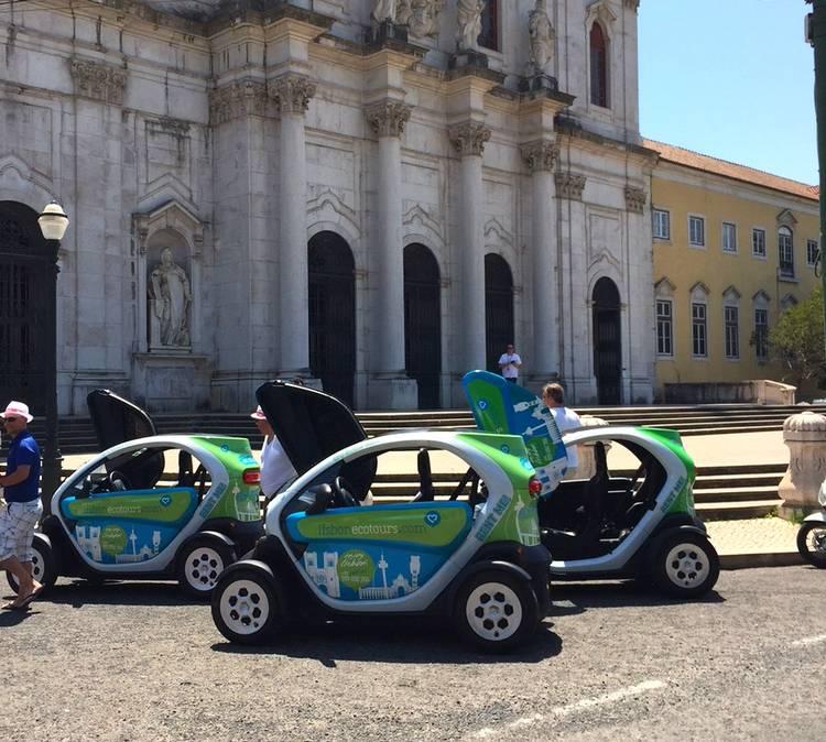 Lisbon Eco Tours   Viaturas eléctricas