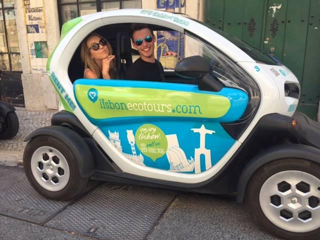 Lisbon Eco Tours   Eco tours em carro eléctrico