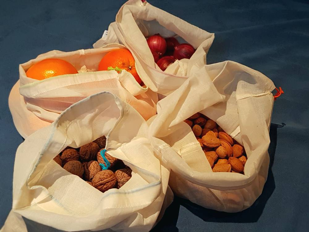 Mãe Natureza | Reusable grocery bags