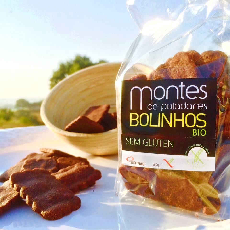 Montes de Paladares | Gluten free cookies