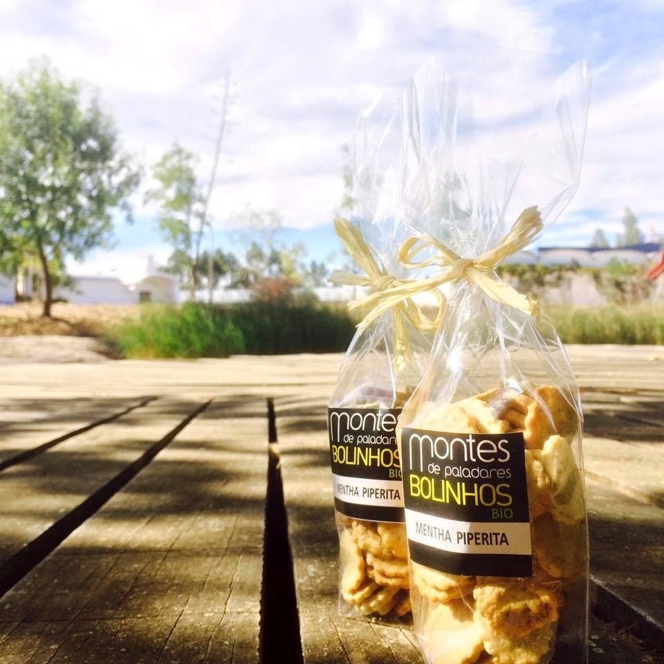 Montes de Paladares | Gluten free biscuits