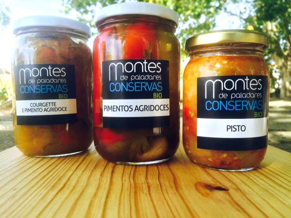 Montes de Paladares | Organic preserves