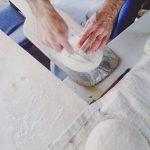 Quinta dos 7 Nomes | Elaboração de pão caseiro de forno de lenha