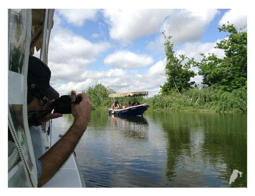 Rio-a-Dentro | Passeios de barco no rio Tejo