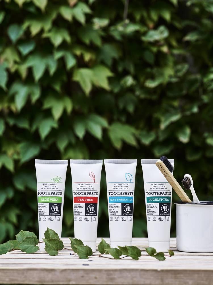 Rita C | Urtekram Products | Toothpaste