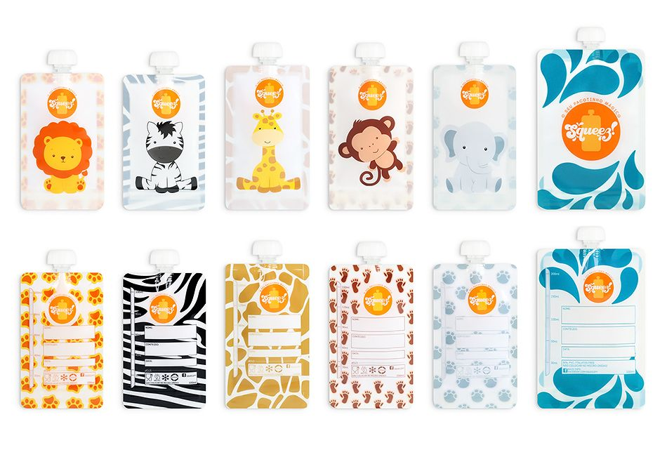 Squeez | Children snack packs