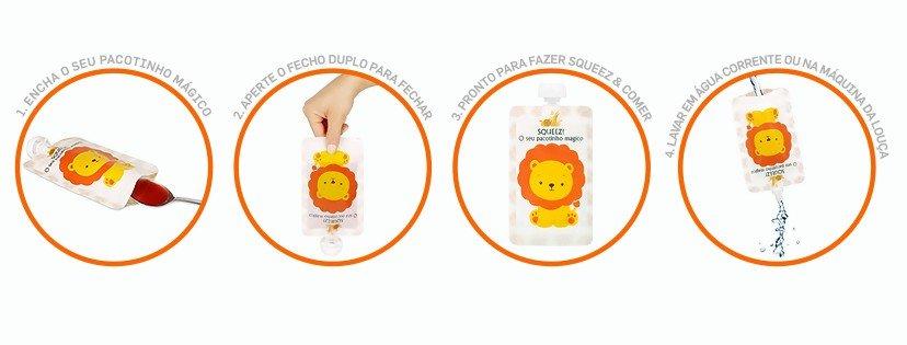 Squeez | Eco snacks packs