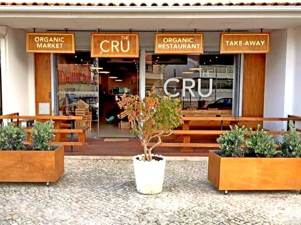 The Cru restaurant in Cascais