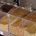 Alimentos biológicos a granel