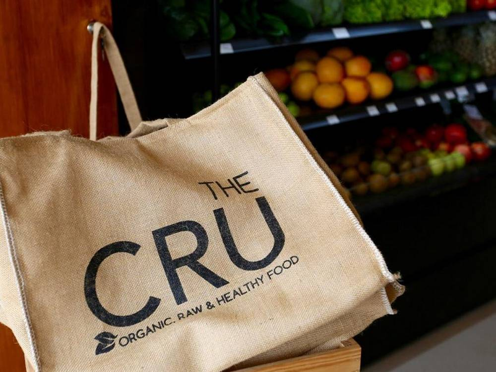The Cru grocery store